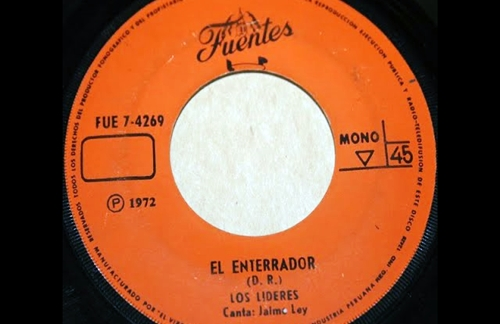 El Enterrador | Jaime Ley Lyrics