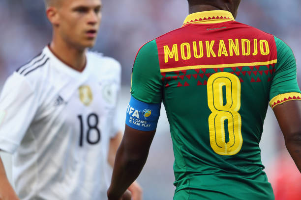 d8b70d1b579 Cameroon captain Benjamin Moukandjo has joined Chinese Super League club  Beijing Renhe on a season-long loan from rivals Jiangsu Suning.