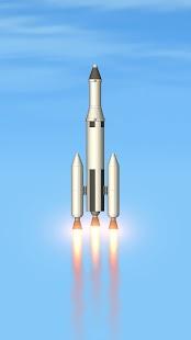 Spaceflight Simulator MOD Apk Unlimited Fuel