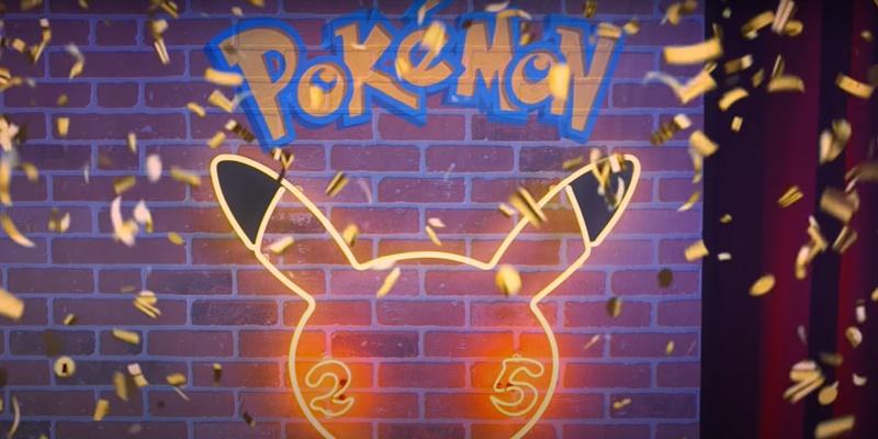 Pokémon 25: álbum del aniversario saldrá a la venta en octubre