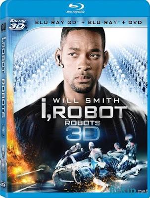 I, Robot (2004) 480p 300MB Blu-Ray Hindi Dubbed Dual Audio [Hindi – English] MKV