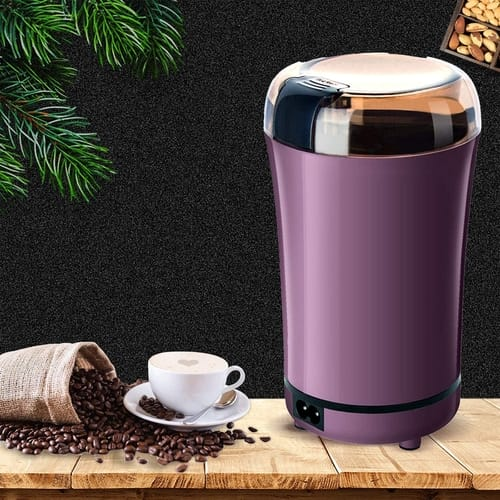 PARACITY Electric Coffee Grinder Grain Mill