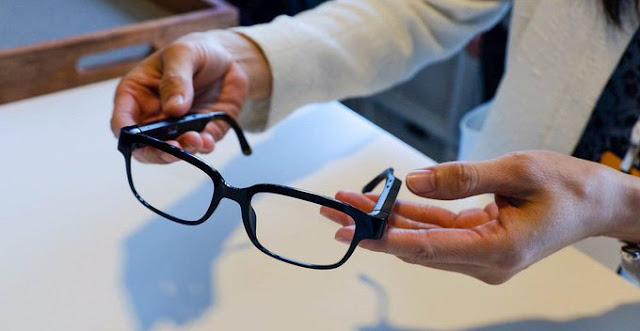 Alexa smart glass by Amazon(Echo frame)