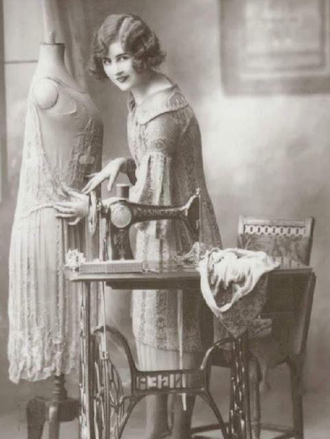 ماكينة الخياطة سنجر ، من اخترع هذه الآلة؟