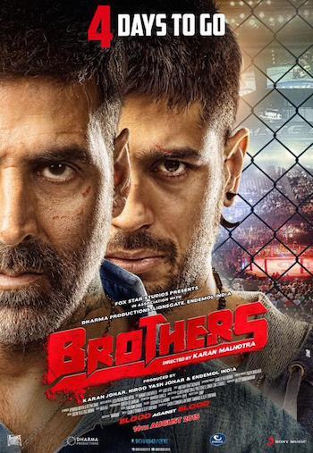 Brothers 2015 Hindi Movie Download