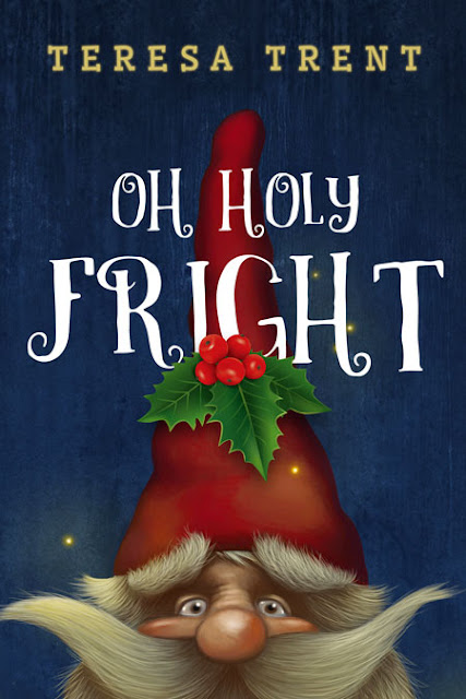 Oh Holy Fright (Pecan Bayou Series Book 8) by Teresa Trent