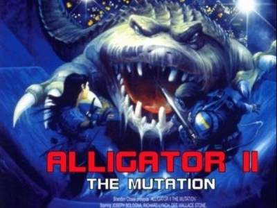 Alligator II - The Mutation (1991) Hindi Dubbed Dual Audio 300mb Movies