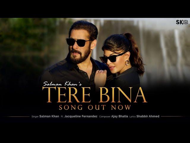 Tere Bina Song Lyrics - Salman Khan and Jacqueline Fernandez