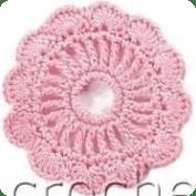 Flor a Ganchillo