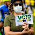 Movimentos e população se mobilizam para 'megamanifestação' em defesa do voto auditável; saiba como participar