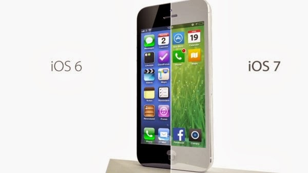 Actualiza tu iPhone 5S y 5C a iOS 7.0.5