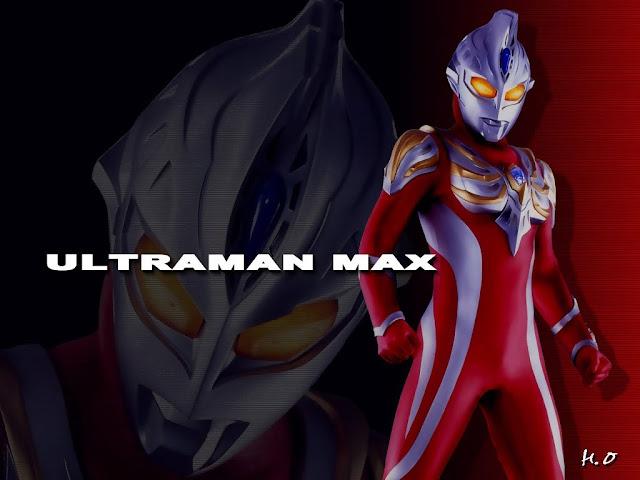 Ultraman Max Sub Indo