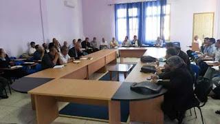 لقاءات تواصلية مع رؤساء المؤسسات التعليمية بالحوز قصد تأهيل المؤسسات استعدادا للدخول المدرسي المقبل