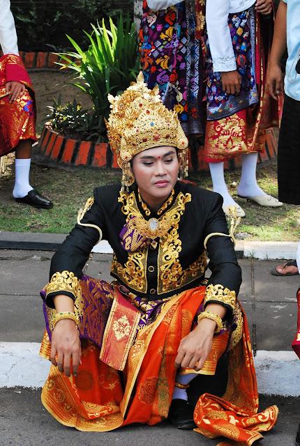 Festival in Denpasar