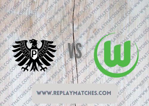 Preußen Münster vs Wolfsburg -Highlights 08 August 2021