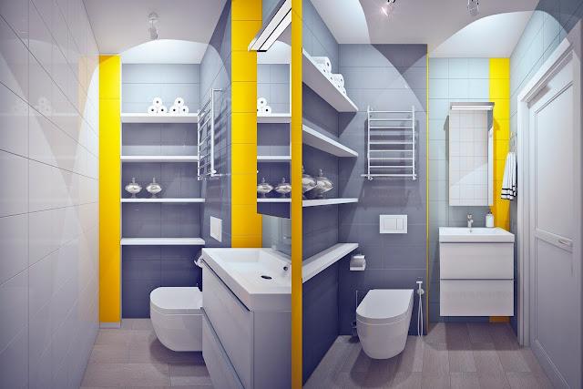 New Design Bathroom