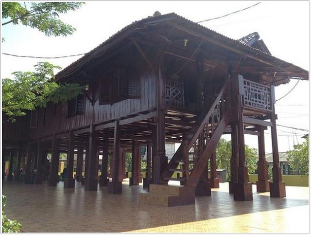 Rumah Si Pitung ;Destinasi Wisata Jakarta