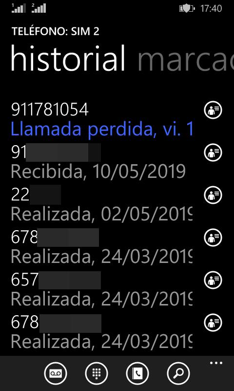 911781054 spam telefonico hijo puta villano de madrin