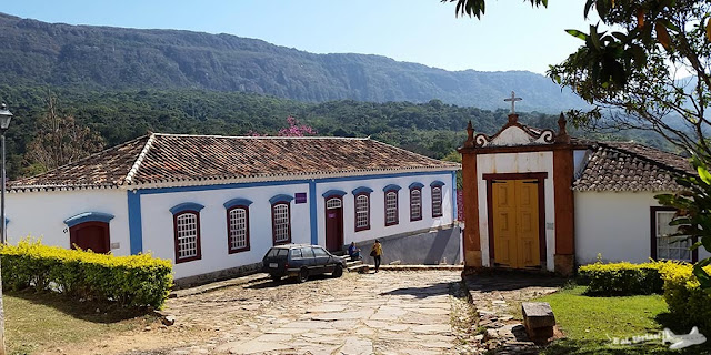 Estrada Real, Caminho Velho, Tiradentes, Museu da Liturgia