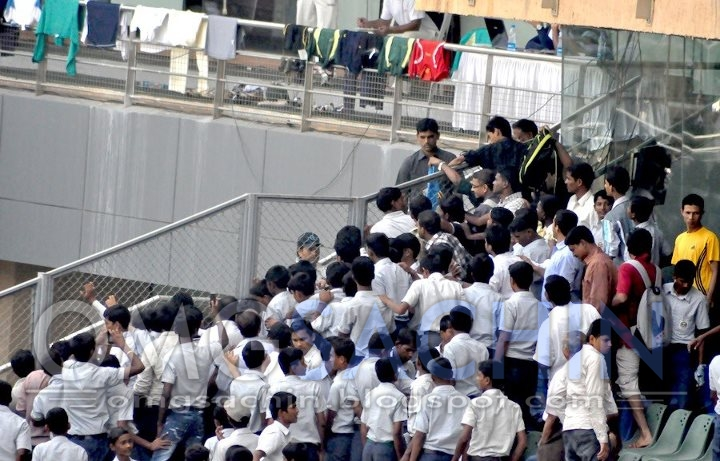 OMGSACHIN: Exclusive Pics : Sachin Tendulkar In Action