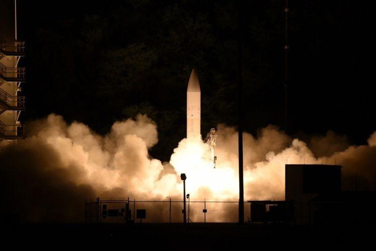 US Super Duper Missile