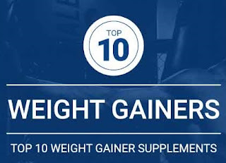 The 10 Best Weight and Mass Gainer Supplements