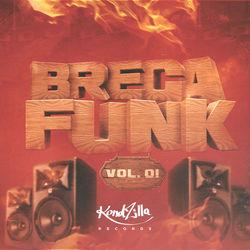 CD Brega Funk Vol 1 – Kondzilla 2019