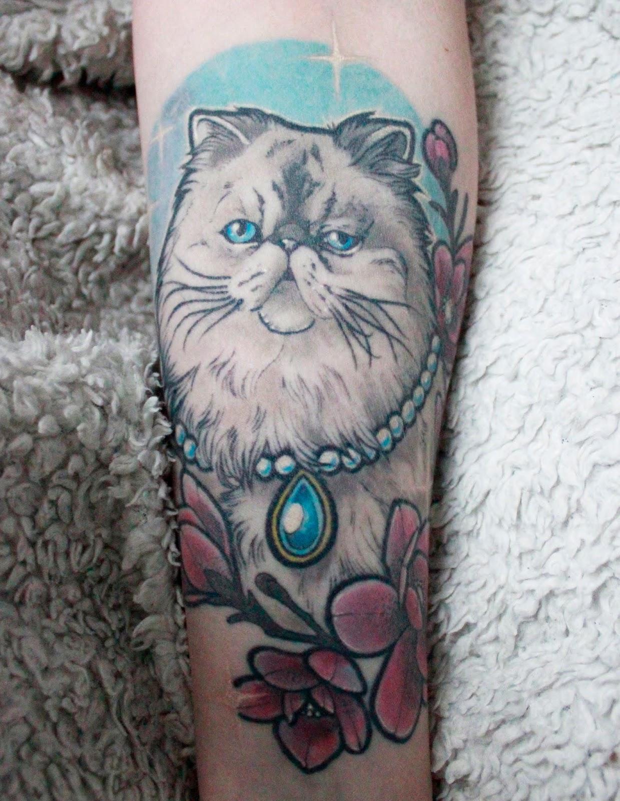 Blackcap Tattoo