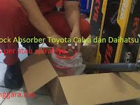 Harga Shock Absorber belakang Toyota Calya dan Dihatsu Sigra