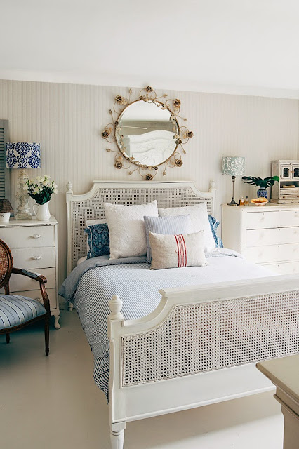 Casa de Praia: decoração para ter tranquilidade. Blog Achados de Decoração