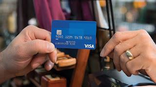 Visa credit card data expiration for 2021