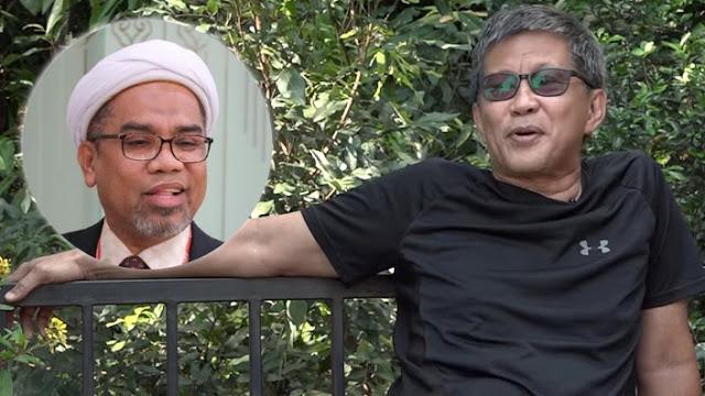 Rocky Gerung Heran Ali Ngabalin Pejabat Negara Tapi Senang Rakyat Digusur