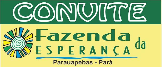 MISSA SOLENE DE IMPLANTAÇÃO DO PROJETO FAZENDA ESPERANÇA  EM PARAUAPEBAS