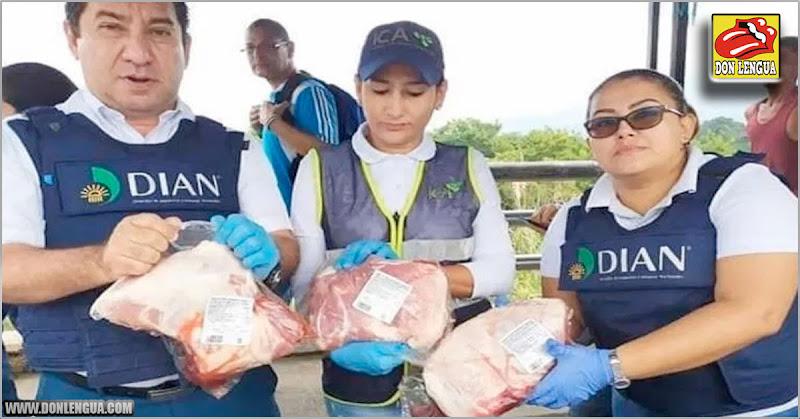 Prohíben el paso de Pernil Ruso en la frontera hacia Colombia por gripe porcina