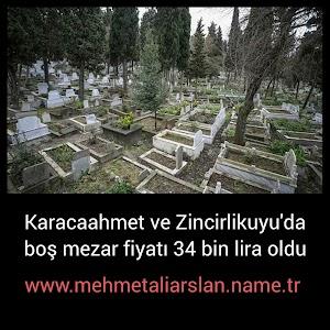 İstanbul mezar fiyatları 2020