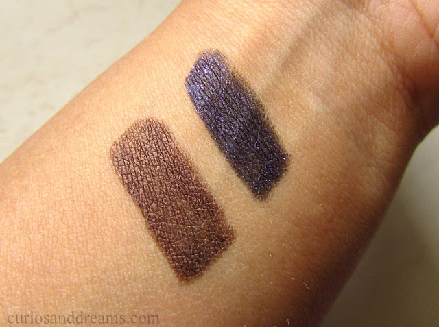 L.A. Girl Glide Gel Liner review, L.A. Girl Glide Gel Liner deep bronze review, L.A. Girl Glide Gel Liner black amethyst review