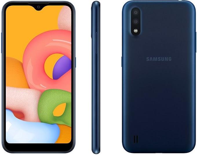 موبايل Samsung Galaxy A01 بسعر 1760 جنيه على جوميا مصر