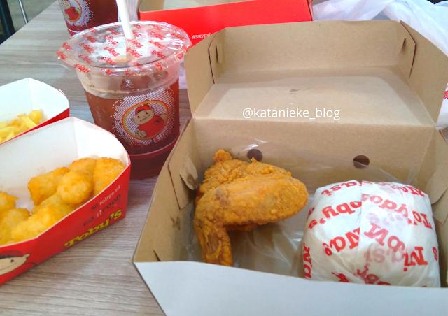 Kuliner di Surabaya Tobys Fried Chicken