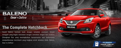 Harga New Baleno Hatchback Di Medan