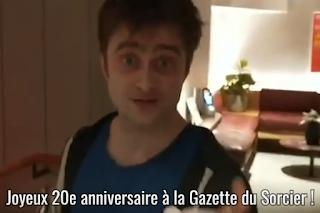 La Gazette du Sorcier: 20th anniversary