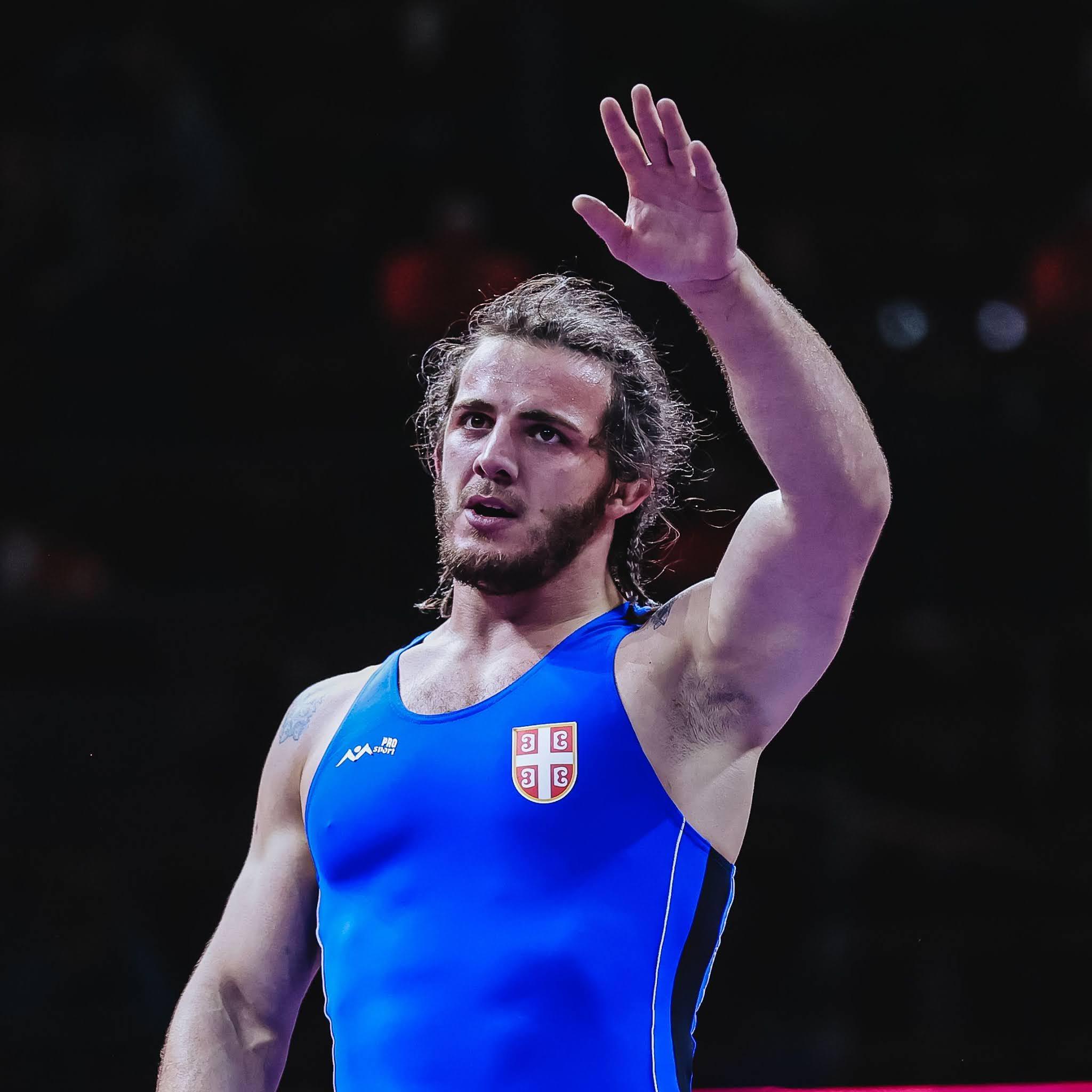 Zurab Datunashvili wrestling serbia luta greco-romana surpresa