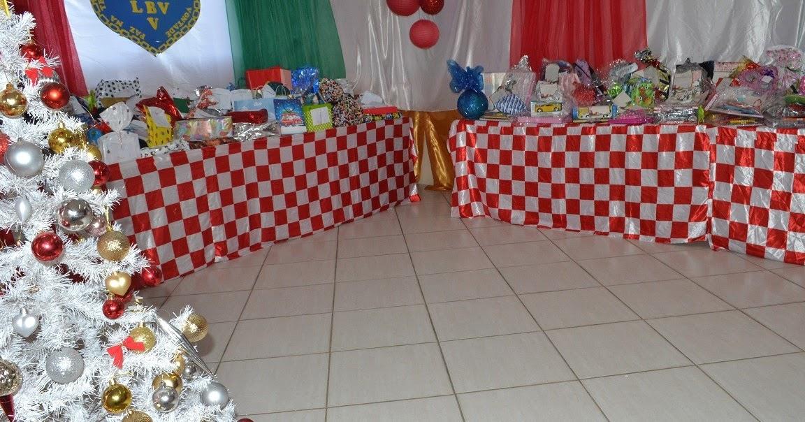 Resultado de imagem para Crianças atendidas na LBV recebem presentes de Natal da UNINASSAU