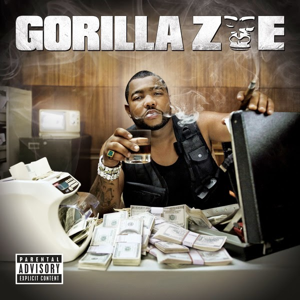 Gorilla Zoe - Don't Feed Da Animals Cover