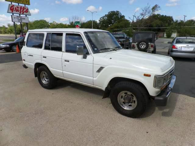1988 toyota land cruiser 4wd for sale 4x4 cars. Black Bedroom Furniture Sets. Home Design Ideas