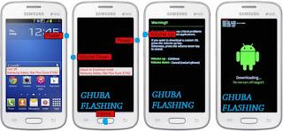 (Sukses) Cara Flash Samsung Galaxy Star Plus (GT-S762) Via Odin