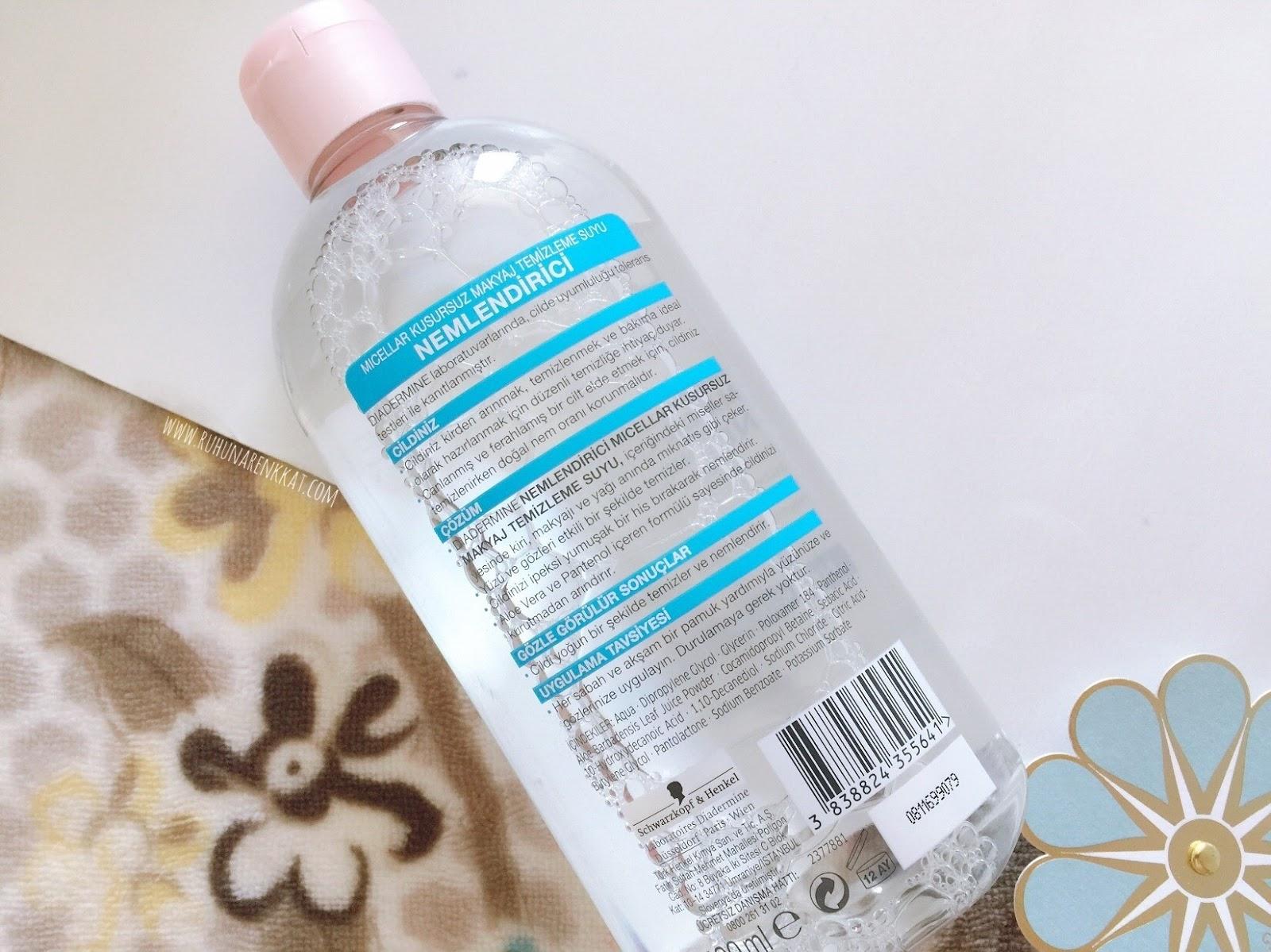 Makyaj Temizleme Suyu