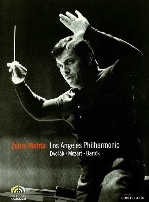 zubin mehta los angeles philharmonic