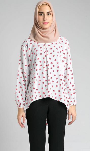 Gambar Baju Wanita Muslimah Kerja