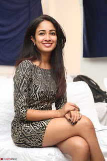 Aditi Chengappa Cute Actress in Tight Short Dress 060.jpg