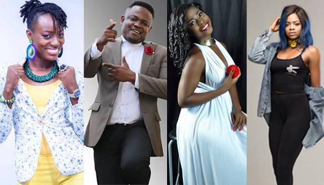 Meet The Hosts : Rush Energy Ghana Dance Awards 2017